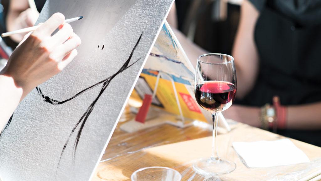 Vein ja Pintsel
