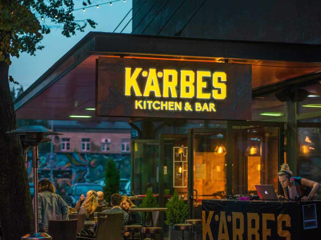 KÄRBES Kitchen & Bar
