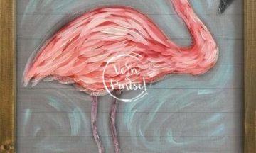 VÕRKKUNST – Flamingo
